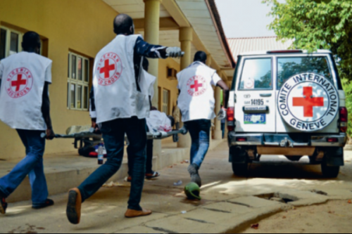 Red Cross Applauds Nigeria's Commitment to Nuclear Weapon Ban