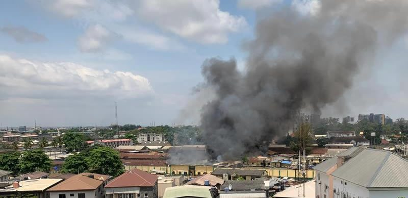 BREAKING: Police, Army Arrive at Ikoyi Prison Over Attempted Jailbreak