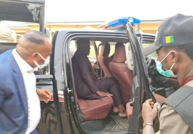 BREAKING: Police Arrest Rochas Okorocha For Allegedly Destroying Imo Govt Security Vehicles